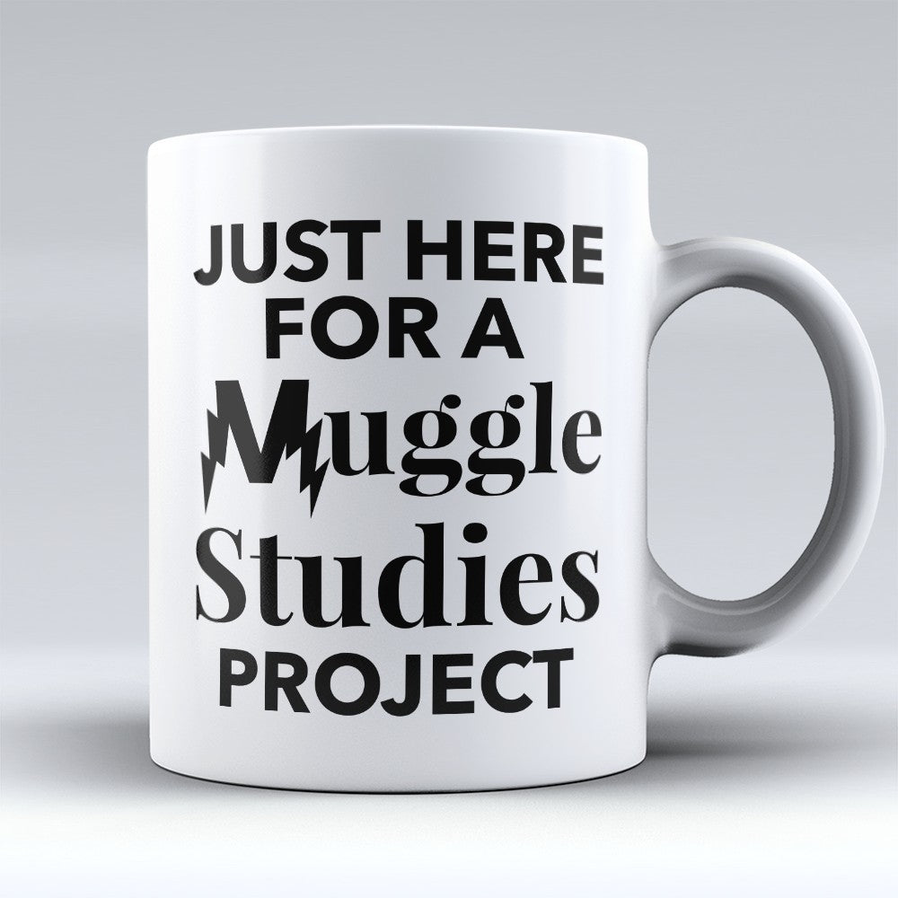 "Limited Edition - ""Muggle Studies"" 11oz Mug"