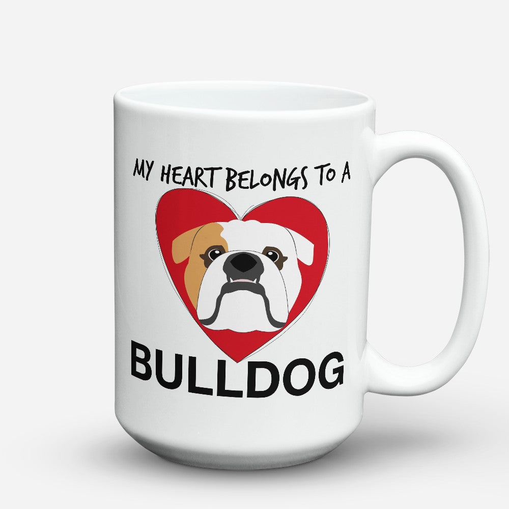 "Limited Edition - ""My Heart Belongs"" 15oz Mug"