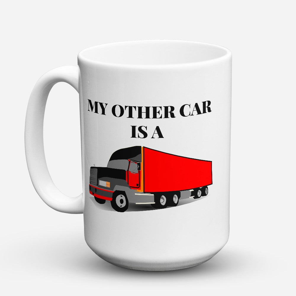 "Limited Edition - ""My Other Car"" 15oz Mug"