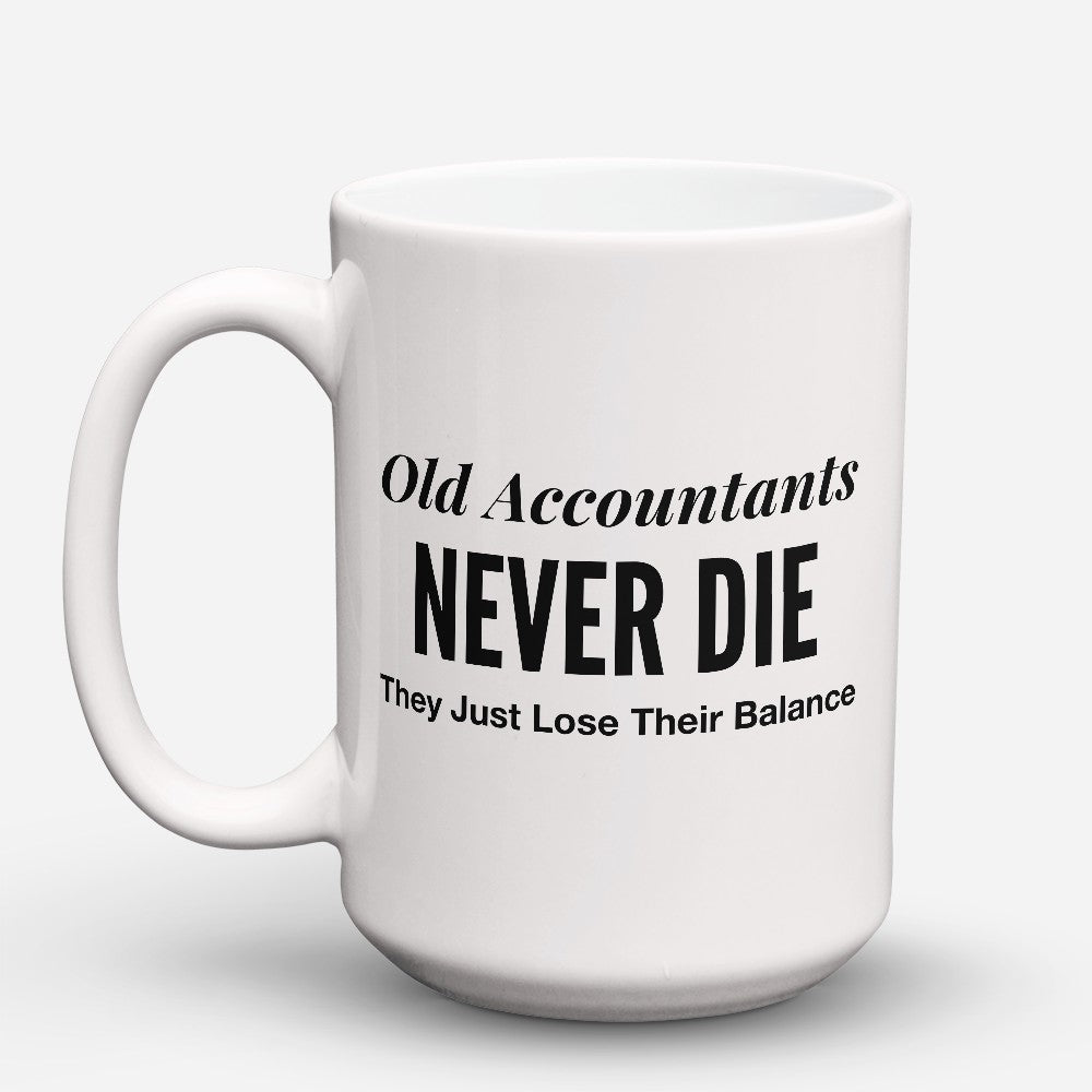 "Limited Edition - ""Never Die"" 15oz Mug"