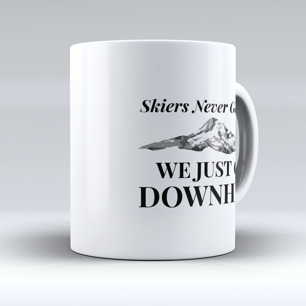 "Limited Edition - ""Never Get Old"" 11oz Mug"