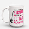 "Limited Edition - ""Normal"" 15oz Mug - Guitar Mugs - Mugdom Coffee Mugs"
