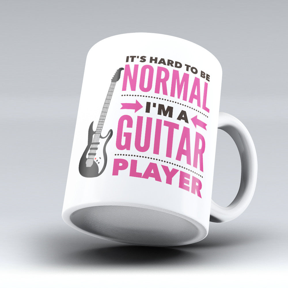 "Limited Edition - ""Normal"" 11oz Mug - Guitar Mugs - Mugdom Coffee Mugs"