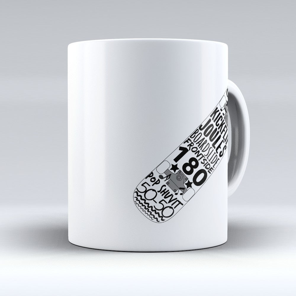 "Limited Edition - ""Nose Grind"" 11oz Mug"