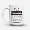 "Limited Edition - ""Nurse's Husband"" 15oz Mug - Nurse Mugs - Mugdom Coffee Mugs"