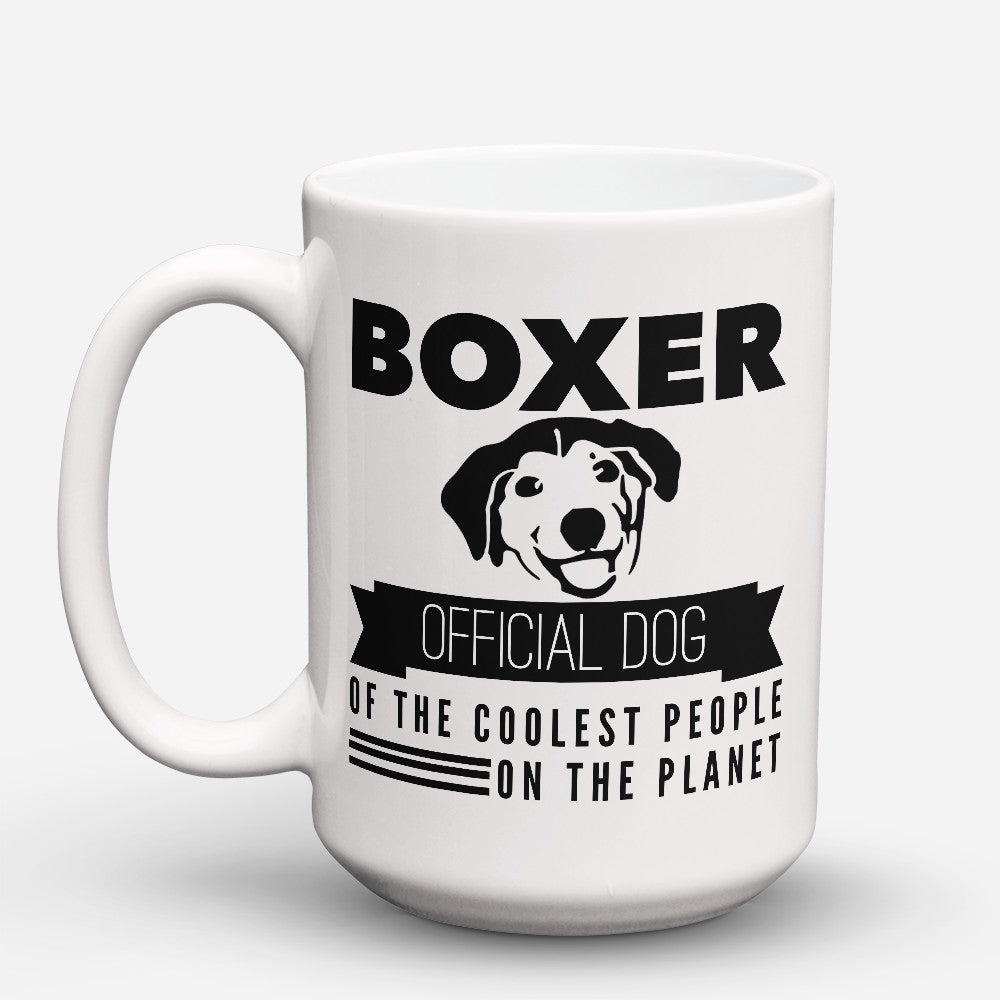 "Limited Edition - ""Official Dog"" 15oz Mug"