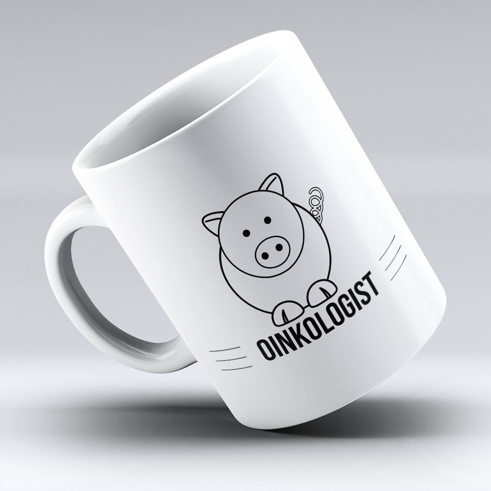 "Limited Edition - ""Oinkologist"" 11oz Mug"