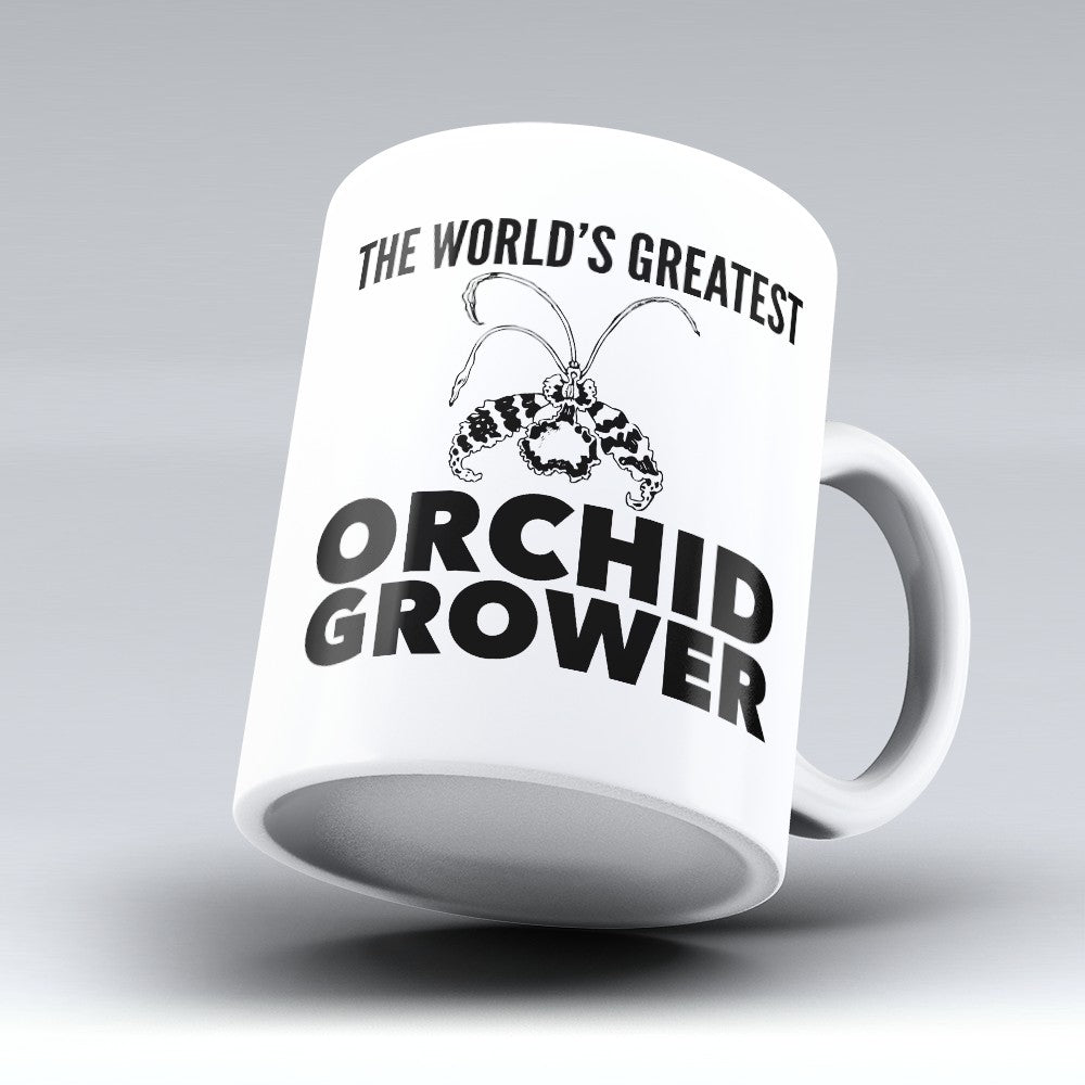 "Limited Edition - ""Orchid Grower"" 11oz Mug"