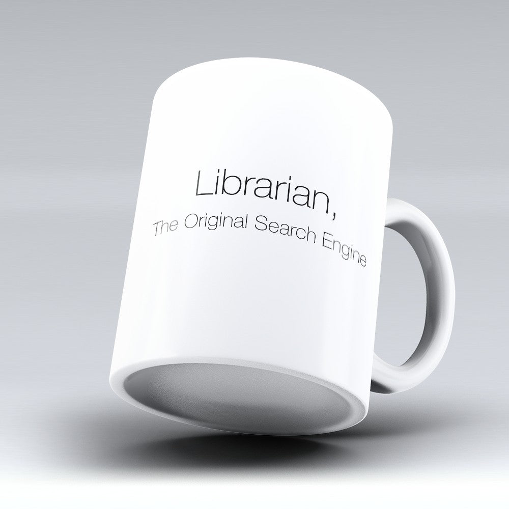 "Limited Edition - ""Original Search Engine"" 11oz Mug"