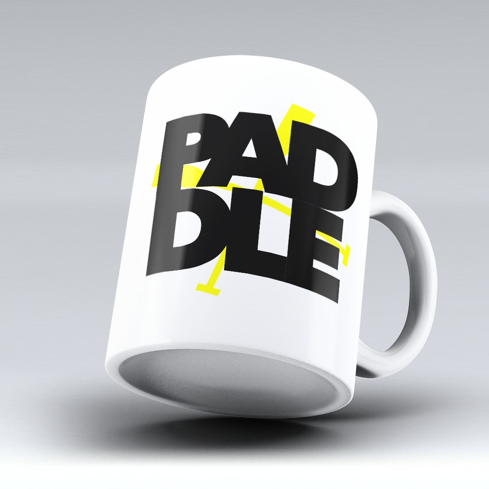 "Limited Edition - ""Paddle"" 11oz Mug"