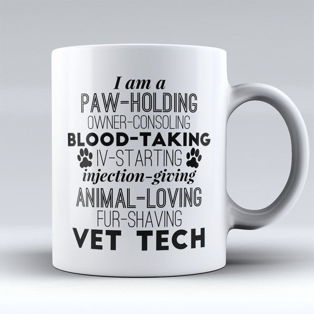 "Limited Edition - ""Paw Holding"" 11oz Mug"