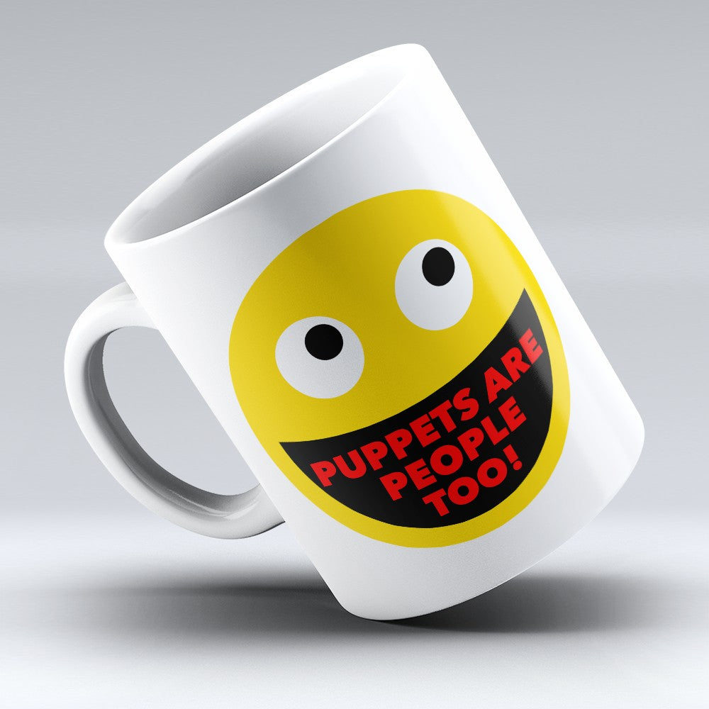 "Limited Edition - ""People Too"" 11oz Mug"