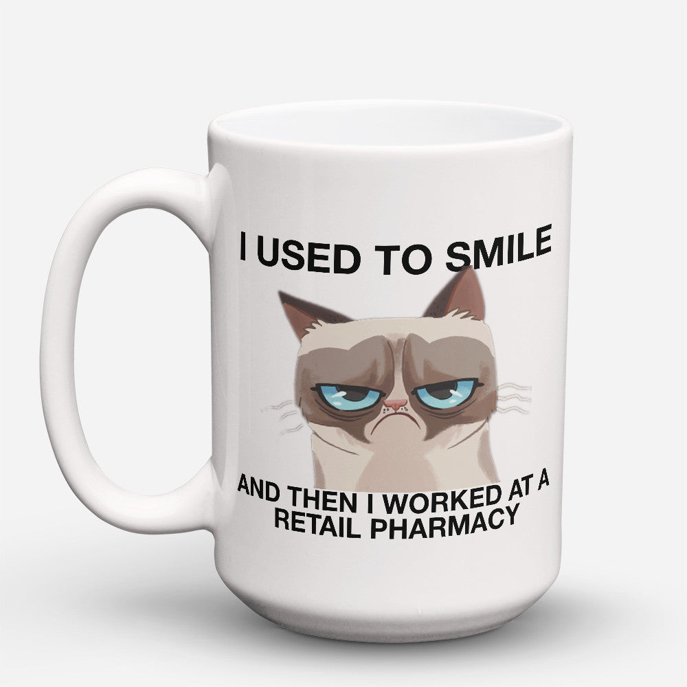 "Limited Edition - ""Pharmacy Smile"" 15oz Mug"