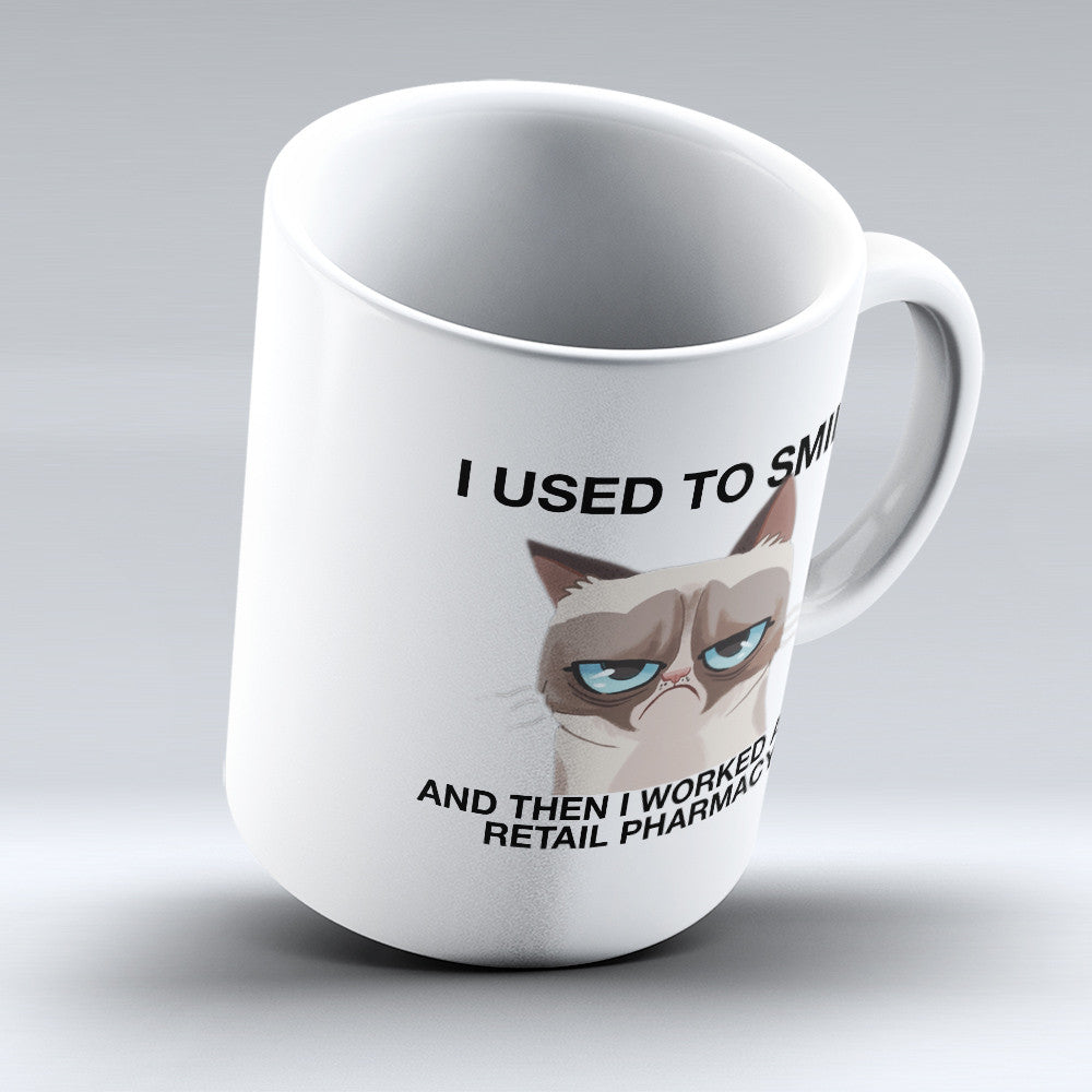 "Limited Edition - ""Pharmacy Smile"" 11oz Mug"