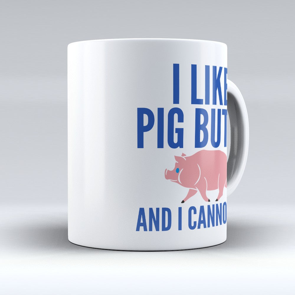 "Limited Edition - ""Pig Butts"" 11oz Mug"