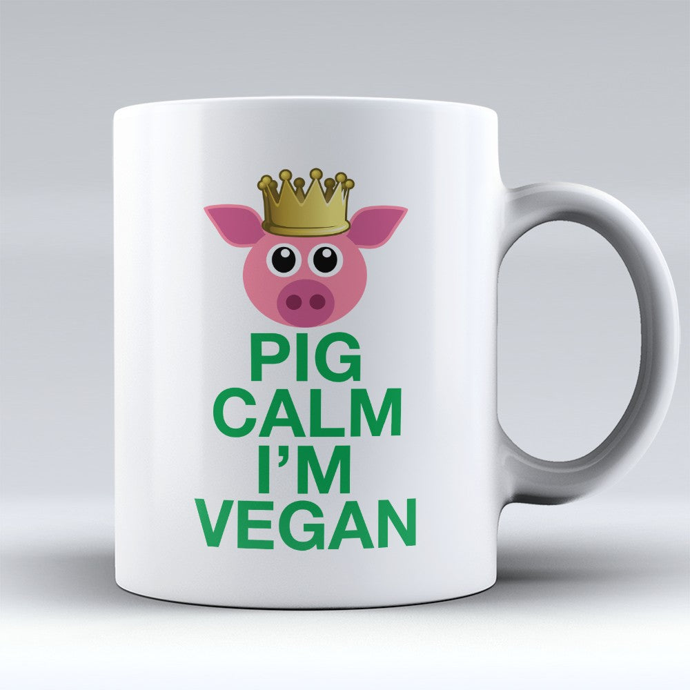 "Limited Edition - ""Pig Calm"" 11oz Mug"