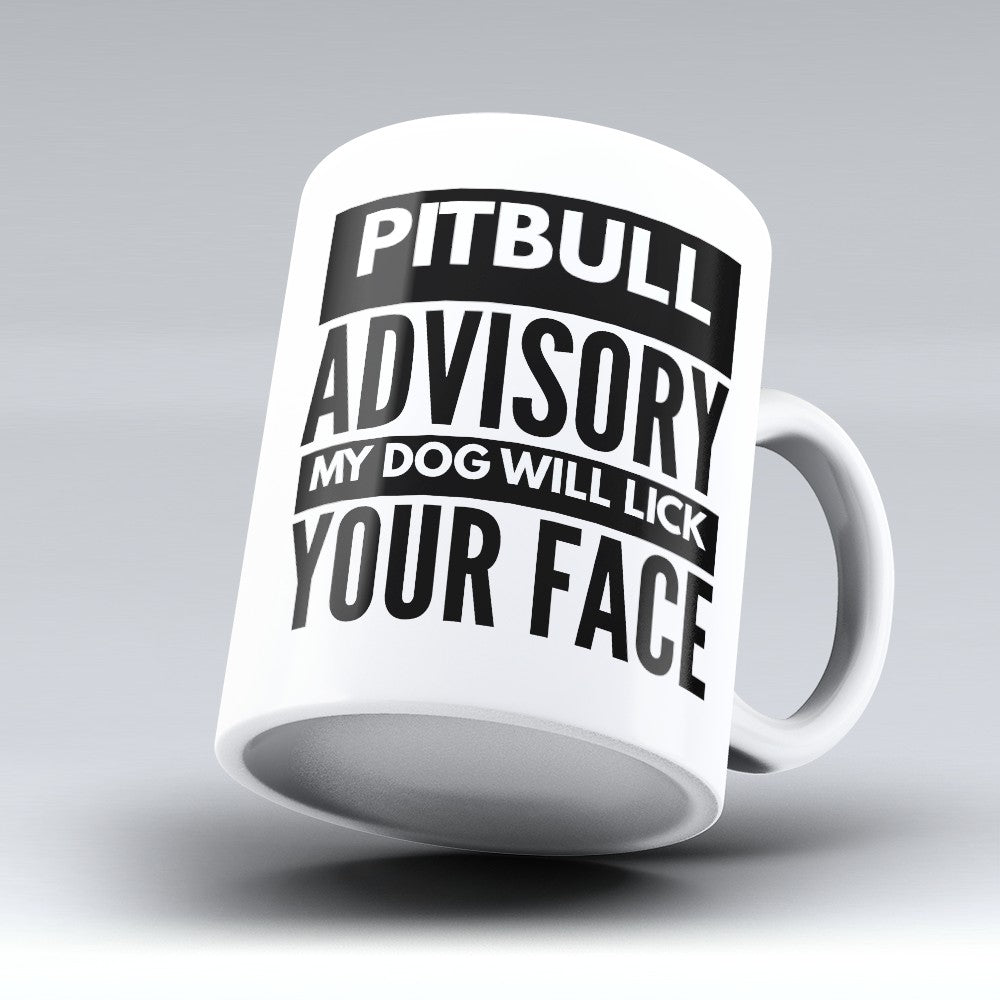 "Limited Edition - ""Pitbull Advisory"" 11oz Mug"