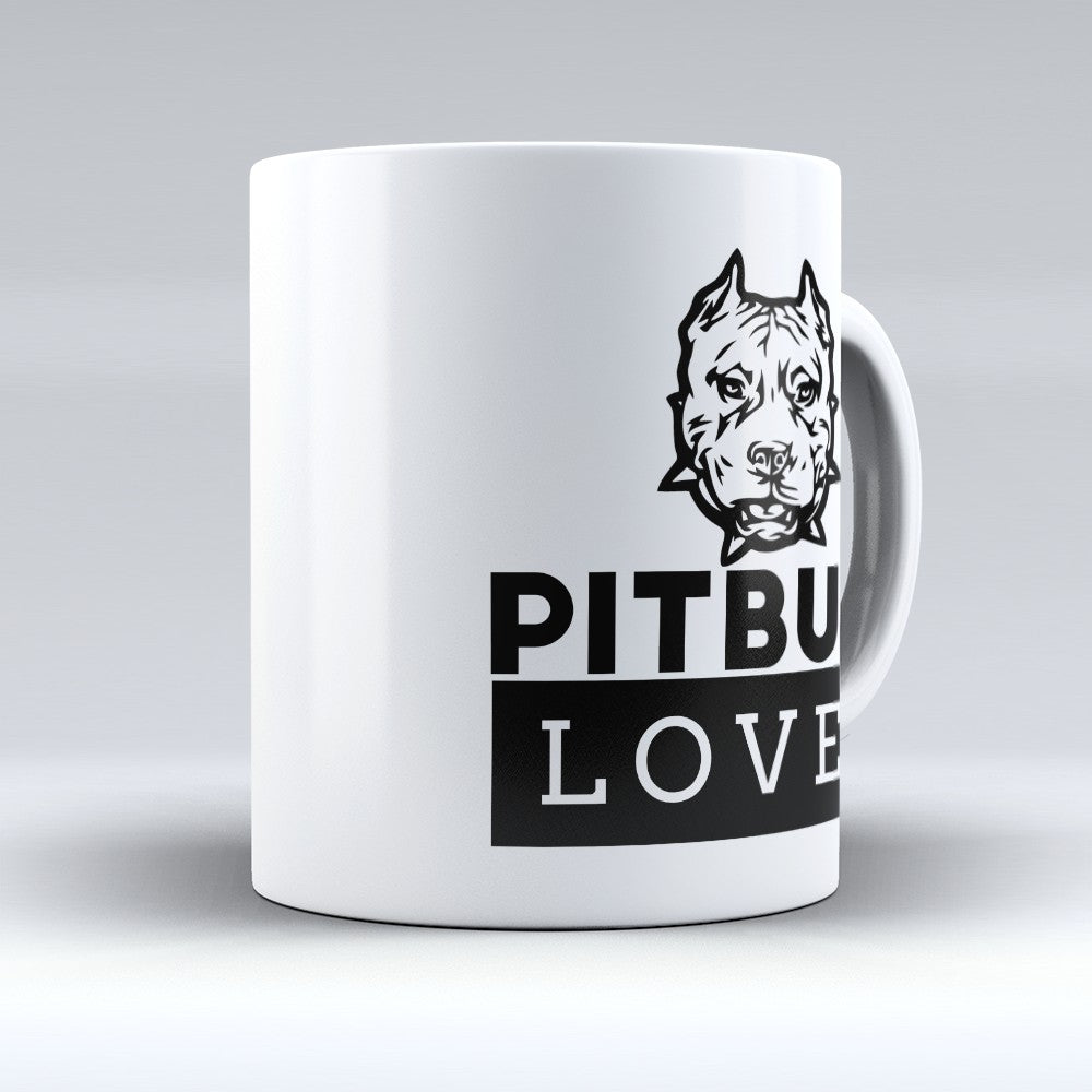 "Limited Edition - ""Pitbull Lover"" 11oz Mug"