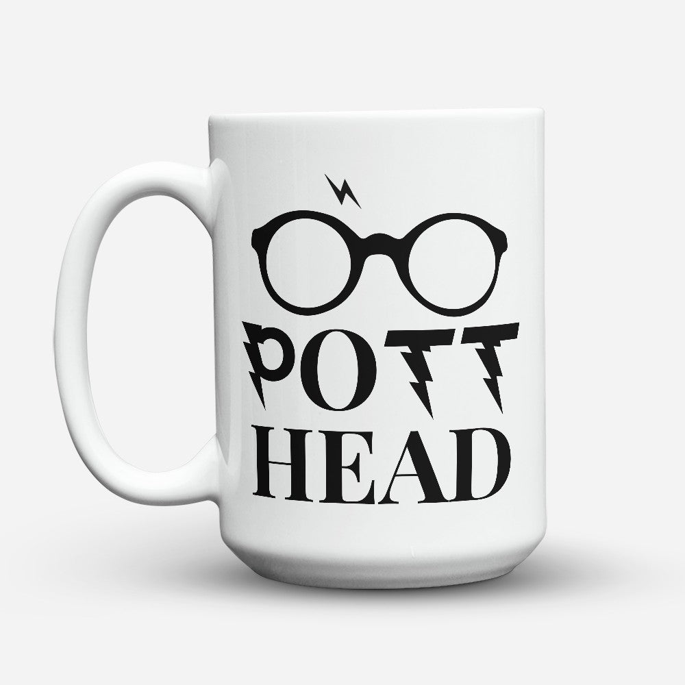 "Limited Edition - ""Pott Head"" 15oz Mug"