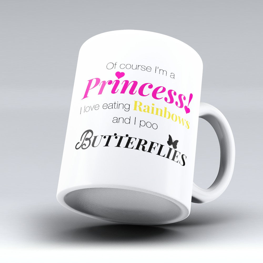 "Limited Edition - ""Princess Rainbows"" 11oz Mug"