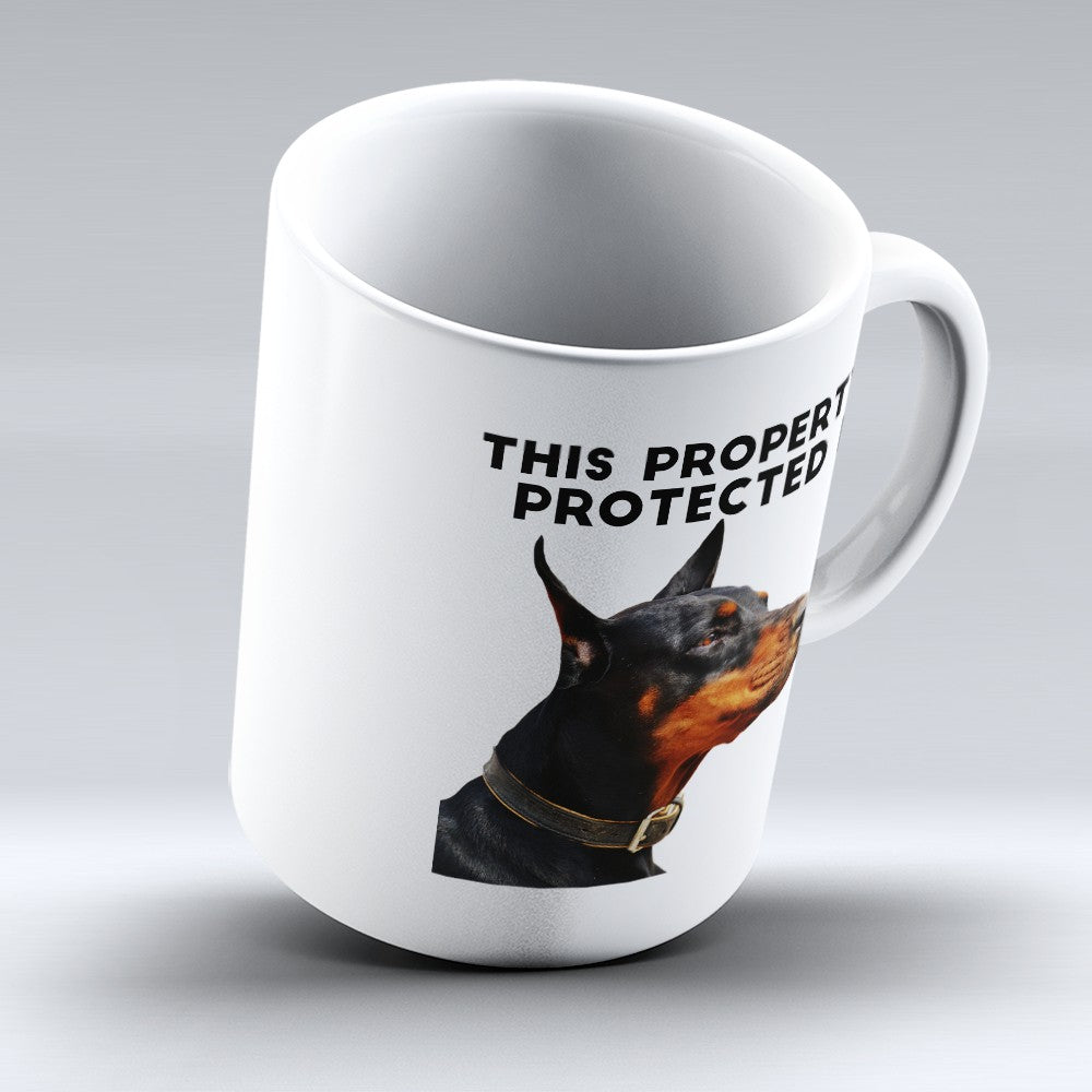 "Limited Edition - ""Protected By"" 11oz Mug"