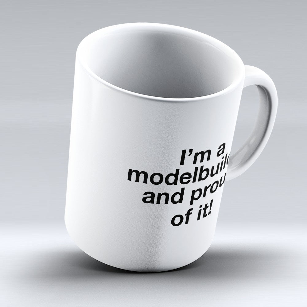 "Limited Edition - ""Proud Of It"" 11oz Mug"