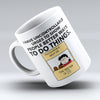 "Limited Edition - ""Counselor Uncontrollable"" 11oz Mug - Counseling Mugs - Mugdom Coffee Mugs"