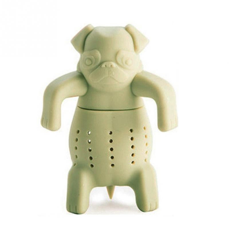 Pug In A Mug Tea Strainer