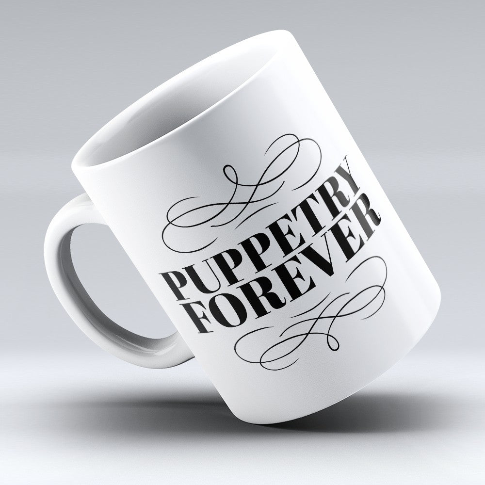 "Limited Edition - ""Puppetry Forever"" 11oz Mug"