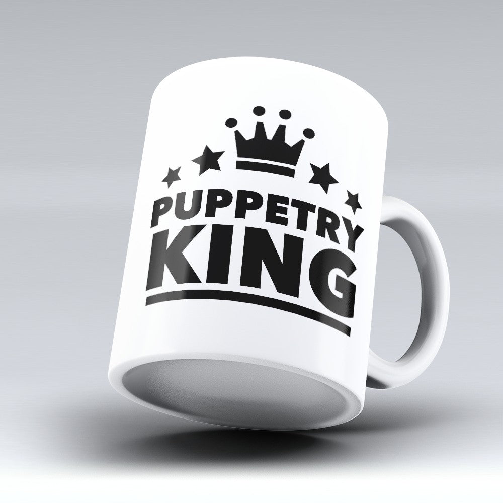 "Limited Edition - ""Puppetry King"" 11oz Mug"