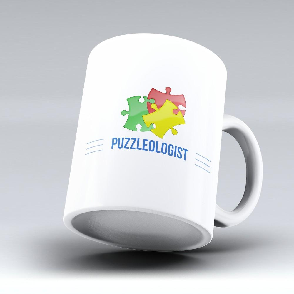 "Limited Edition - ""Puzzleologist"" 11oz Mug"