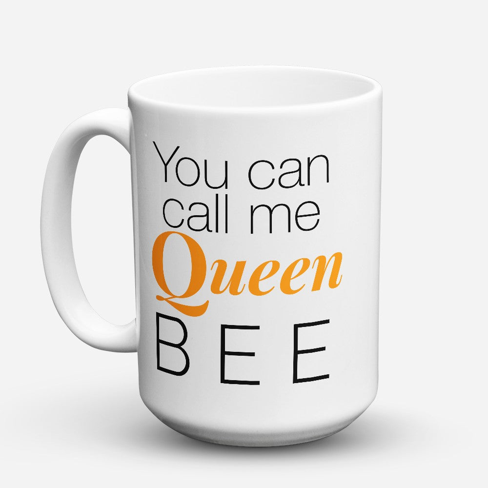 "Limited Edition - ""Queen Bee"" 15oz Mug"