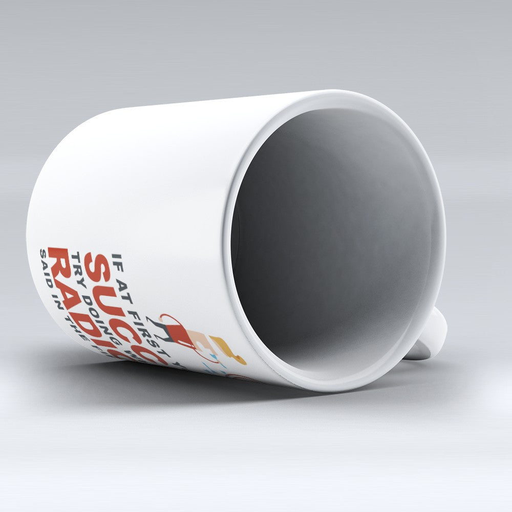 "Limited Edition - ""What Your Radio Dj Said"" 11oz Mug - Radio Dj Mugs - Mugdom Coffee Mugs"