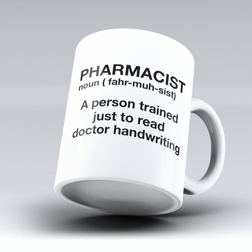 "Limited Edition - ""Read Doctor Handwriting"" 11oz Mug"