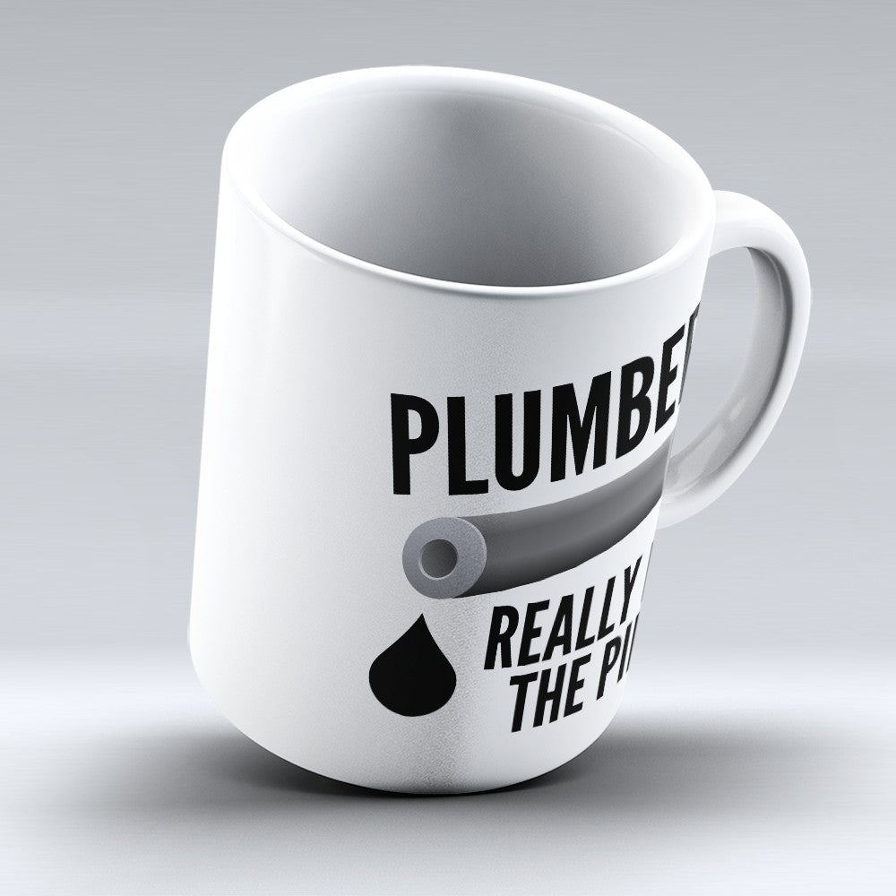 "Limited Edition - ""Really Lay The Pipe"" 11oz Mug"