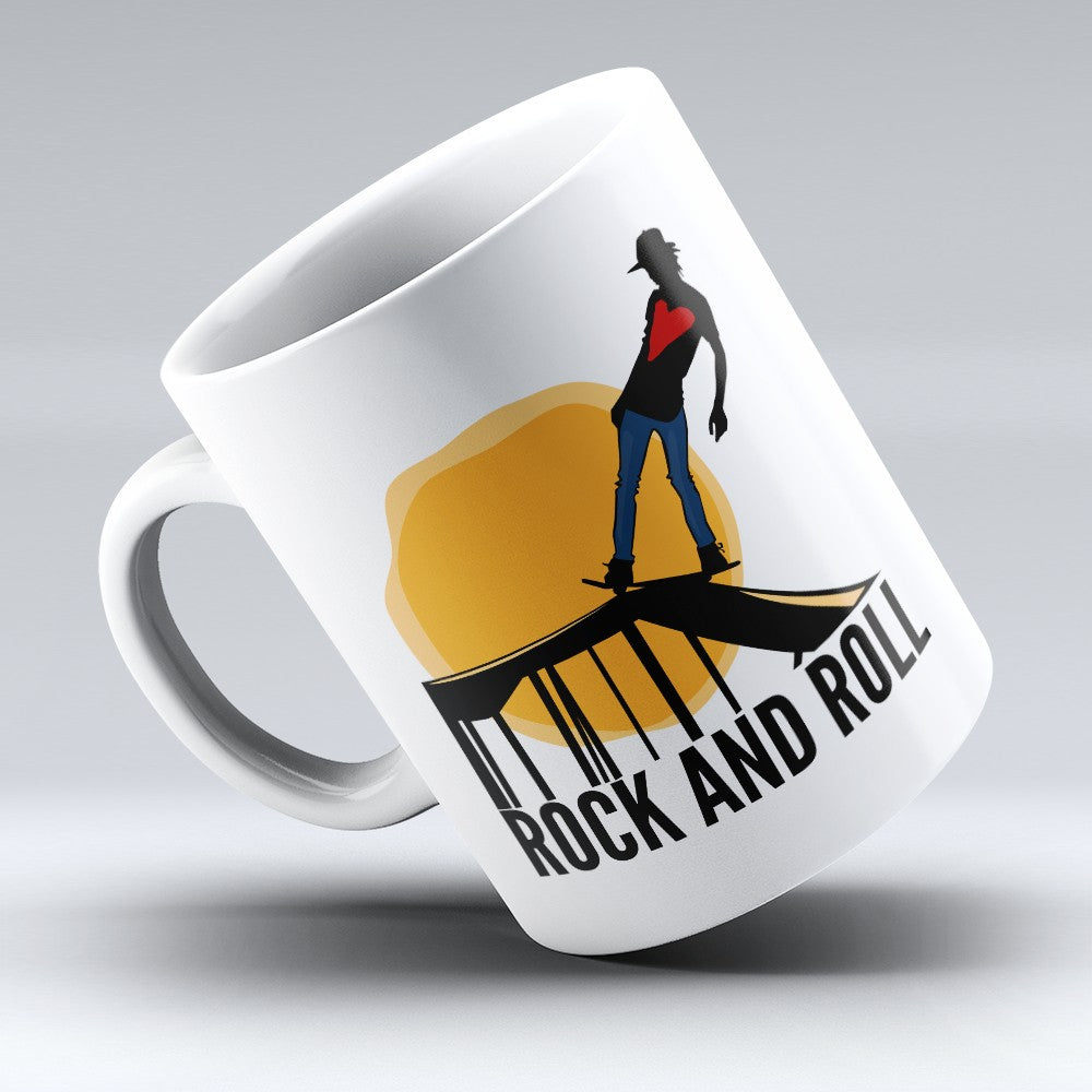 "Limited Edition - ""Rock And Roll"" 11oz Mug"