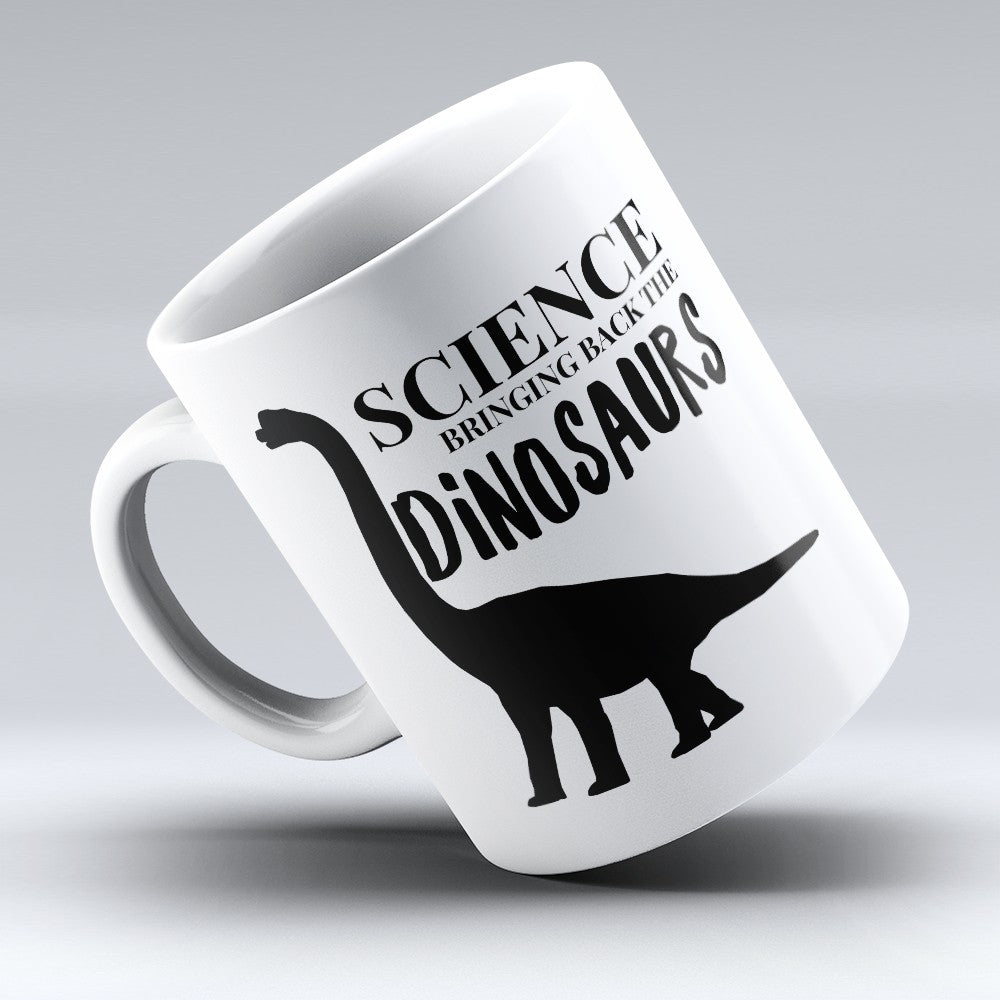 "Limited Edition - ""Science Dinosaurs"" 11oz Mug"