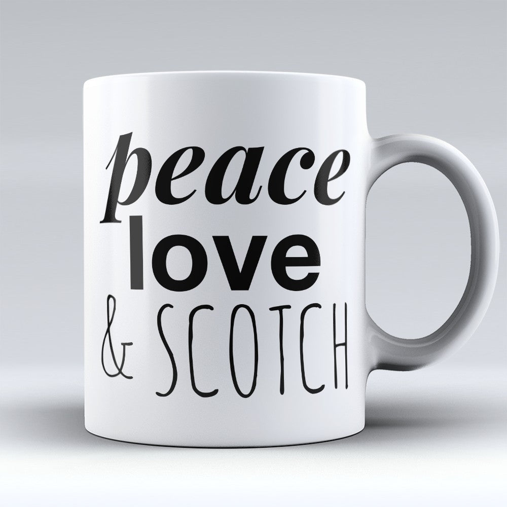 "Limited Edition - ""Scotch"" 11oz Mug"