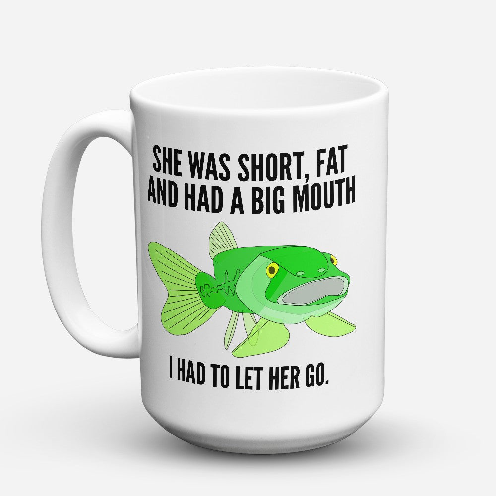 "Limited Edition - ""She Was Short"" 15oz Mug"