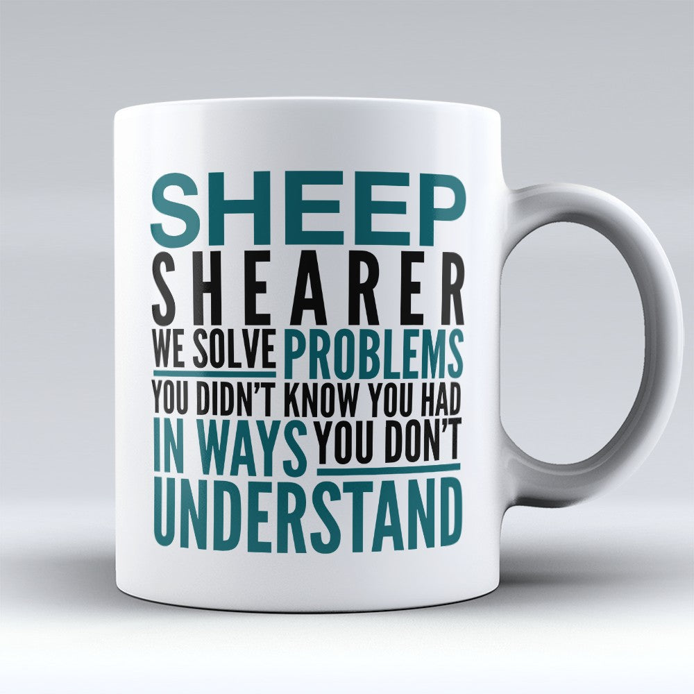 "Limited Edition - ""Sheep Shearer"" 11oz Mug"
