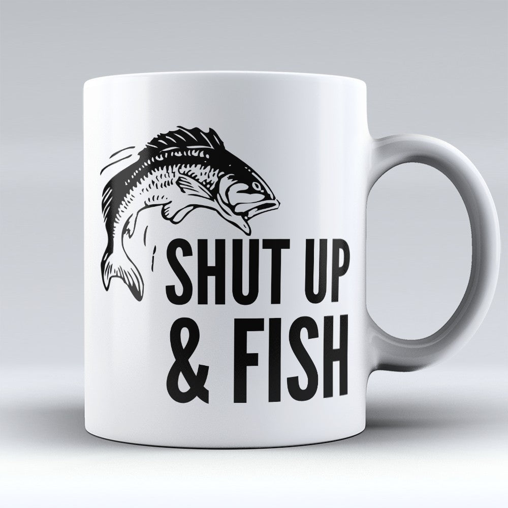 "Limited Edition - ""Shut Up"" 11oz Mug"