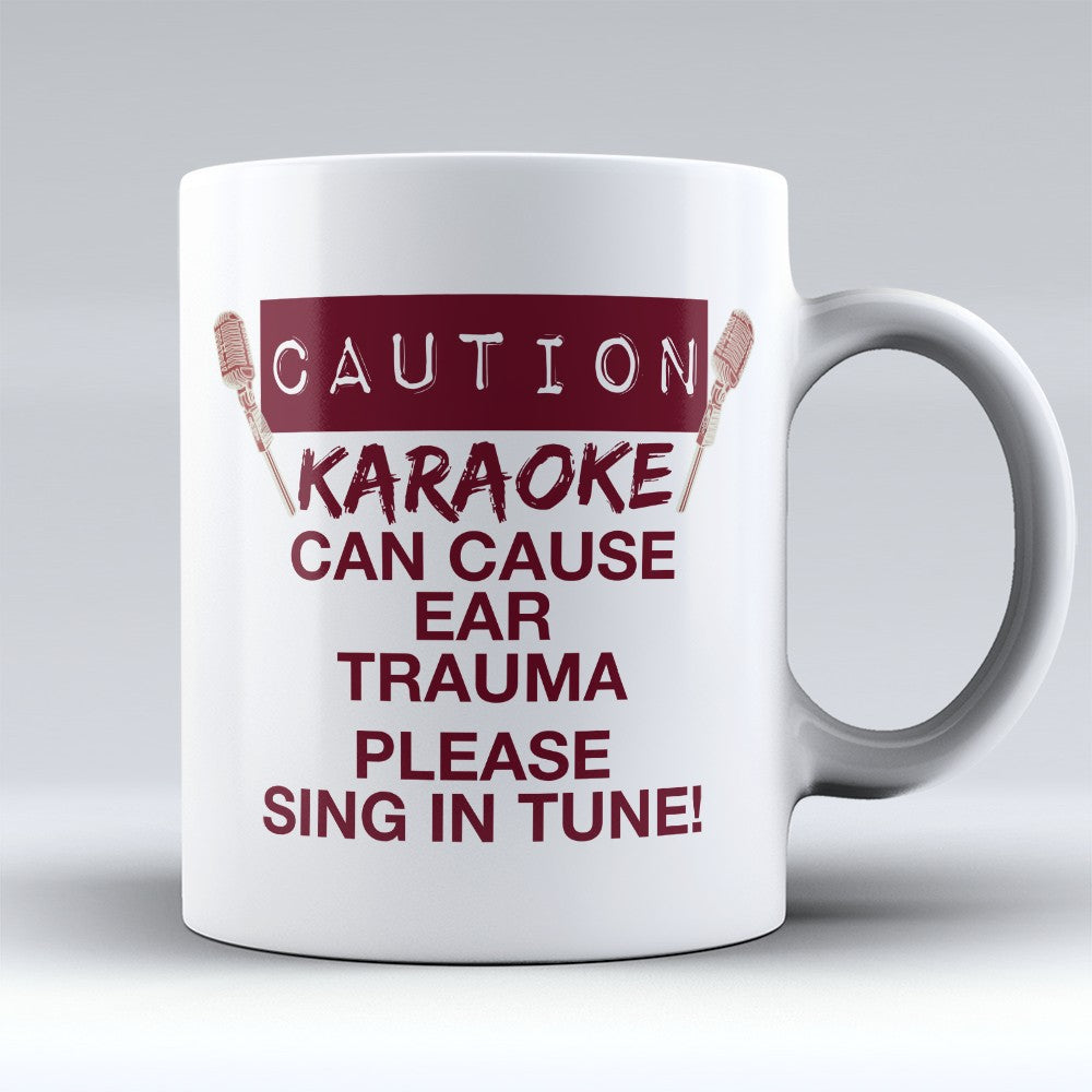"Limited Edition - ""Sing In Tune"" 11oz Mug"