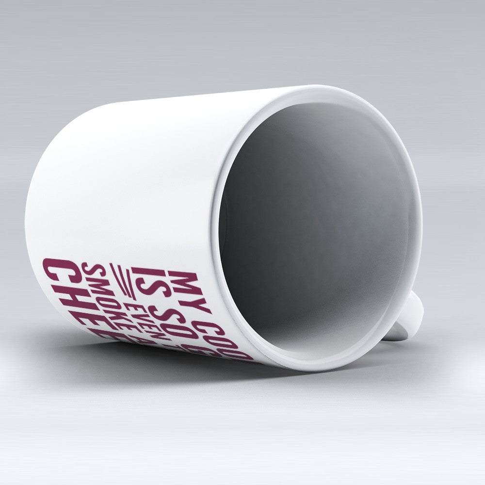 "Limited Edition - ""Smoke Alarm Cheers"" 11oz Mug"