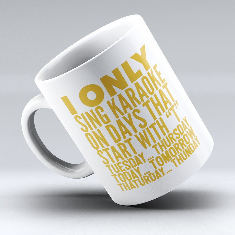 "Limited Edition - ""Start With T"" 11oz Mug"