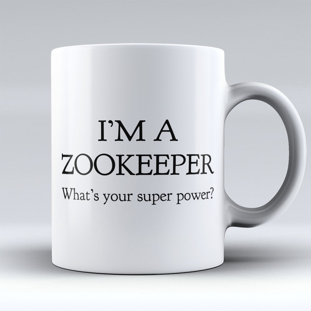 "Limited Edition - ""Super Power"" 11oz Mug"
