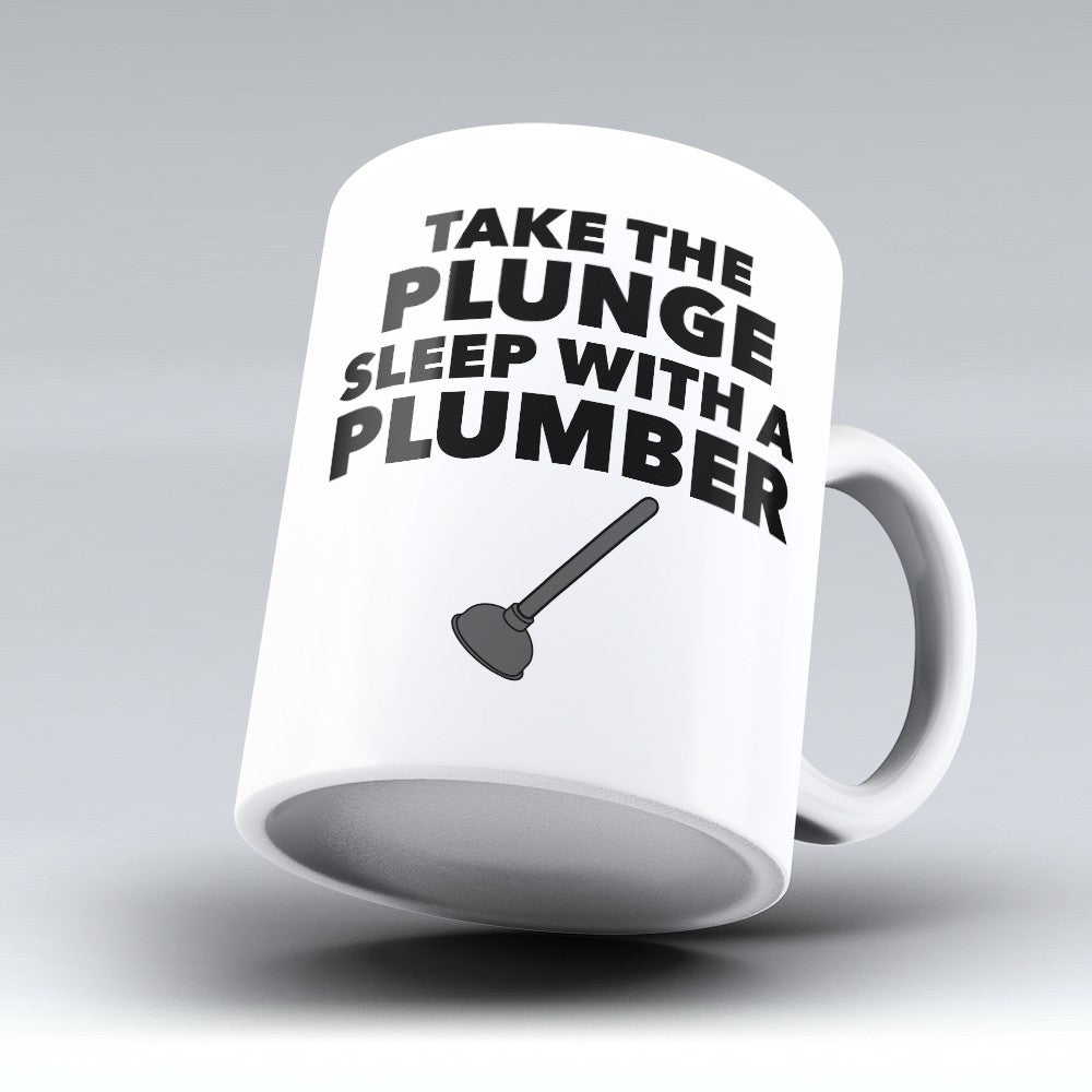 "Limited Edition - ""Take The Plunge"" 11oz Mug"
