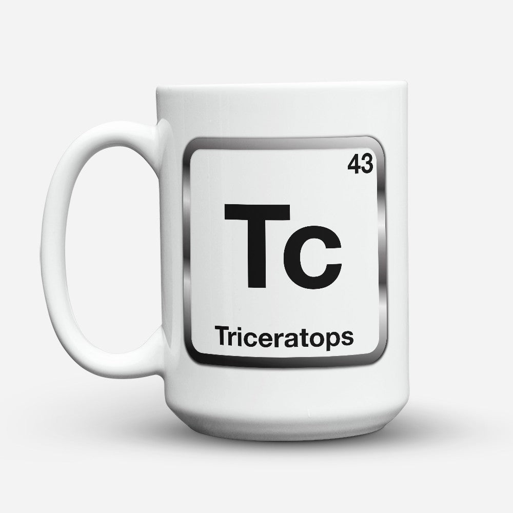 "Limited Edition - ""Tc 43"" 15oz Mug"