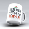 "Limited Edition - ""Marry Teachers"" 11oz Mug - Teacher Mugs - Mugdom Coffee Mugs"