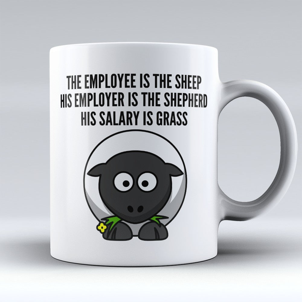 "Limited Edition - ""The Employee"" 11oz Mug"
