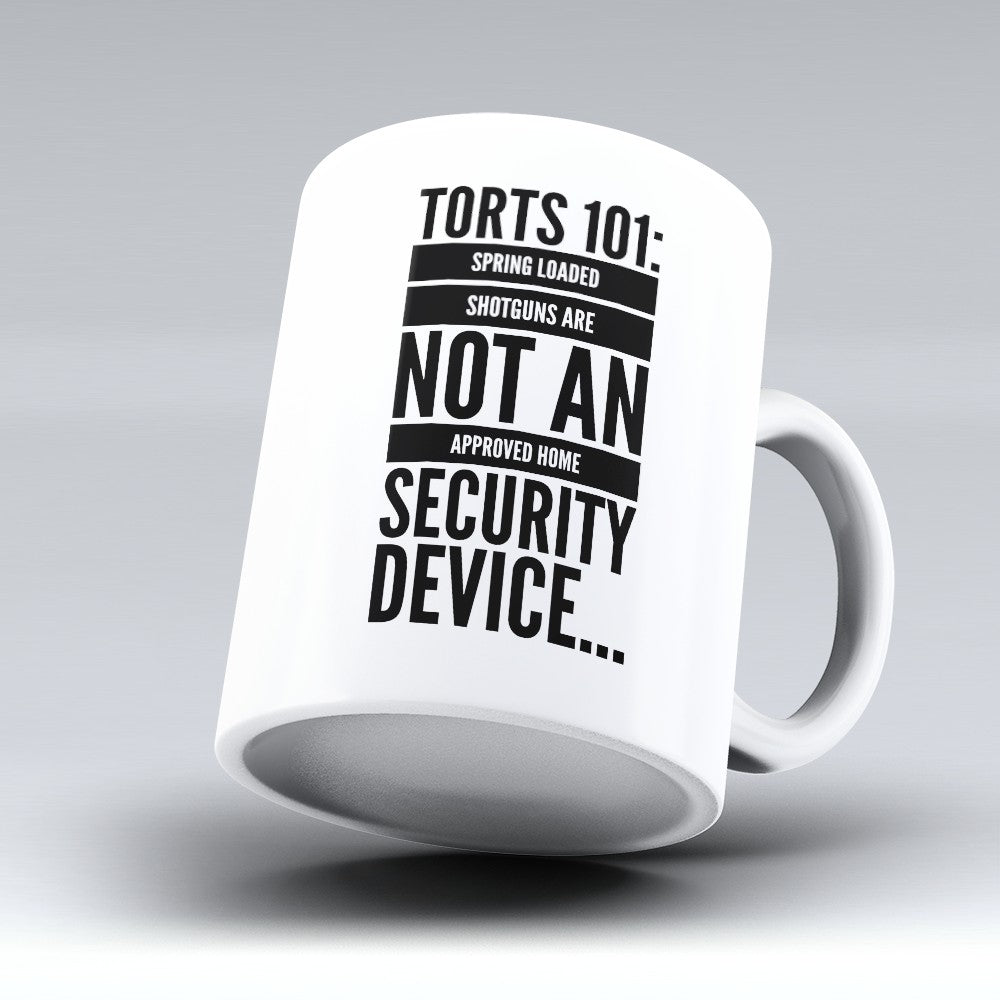 "Limited Edition - ""Torts 101"" 11oz Mug"